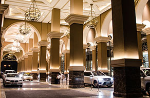 Delta Lighting Solutions Projects Kempinski Mall Of
