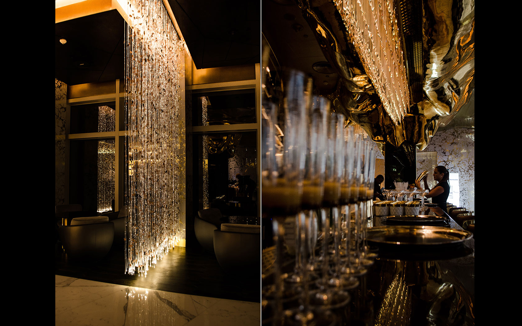 Delta Lighting Solutions Projects Gold On 27 At Burj