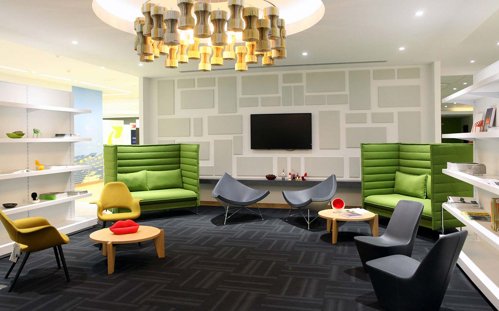 Delta lighting solutions projects tci the change for Design hub interior decoration llc
